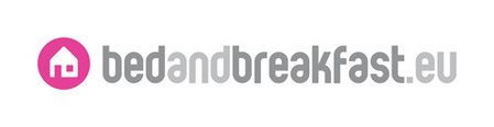 Ranking in bedandbreakfast.eu Logo